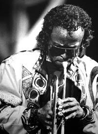 Miles Davis (ampliar foto...)