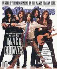 The Black Crowes (ampliar foto...)