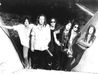 The Black Crowes (ampliar foto...)