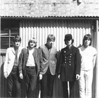 The Yardbirds (ampliar foto...)