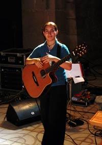 Carol Borja (ampliar foto...)