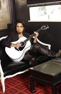 Dave Navarro (ampliar foto...)