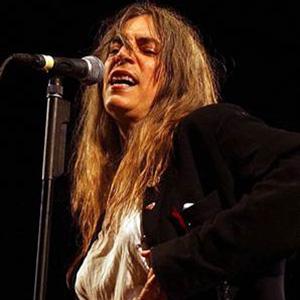 Patti Smith (ampliar foto...)