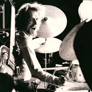 Ginger Baker (ampliar foto...)