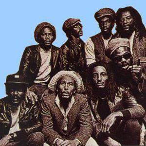 Bob Marley & The Wailers (ampliar foto...)