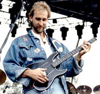 Mike Rutherford (ampliar foto...)
