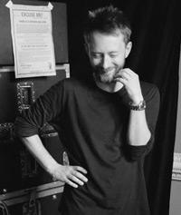 Thom Yorke (ampliar foto...)