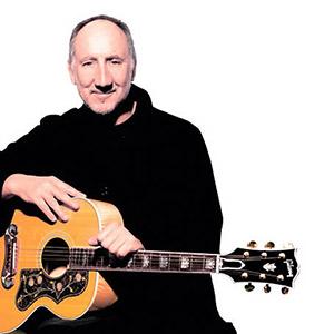 Pete Townshend (ampliar foto...)