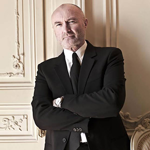 Phil Collins (ampliar foto...)