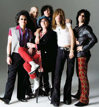 New York Dolls...