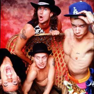 Red Hot Chili Peppers (ampliar foto...)