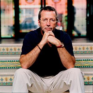 Eric Clapton (ampliar foto...)
