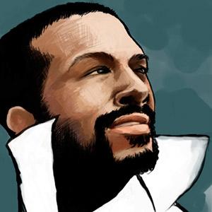 Marvin Gaye (ampliar foto...)