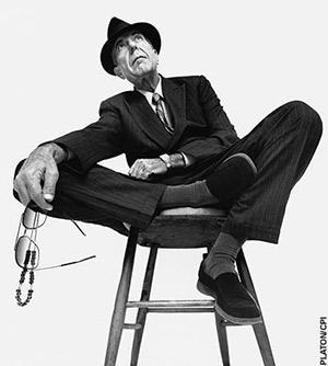 Leonard Cohen (ampliar foto...)