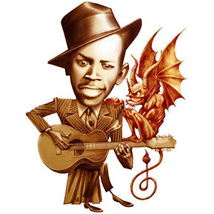 Robert Johnson (ampliar foto...)