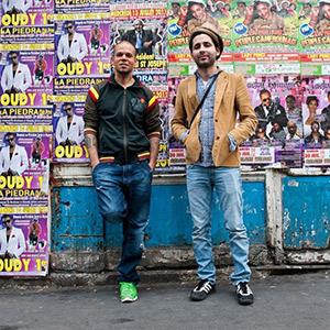 Calle 13 (ampliar foto...)