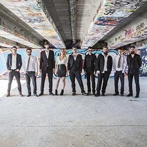 A4 Reggae Orchestra (ampliar foto...)