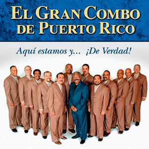 El Gran Combo de Puerto Rico (ampliar foto...)