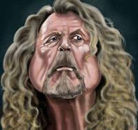 Robert Plant (ampliar foto...)