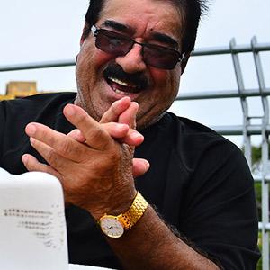 Sammy González (ampliar foto...)
