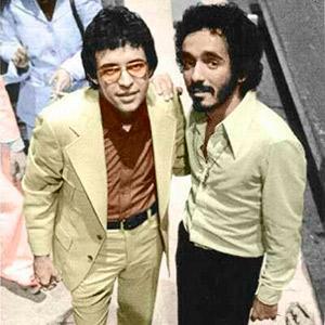 Willie Colón & Héctor Lavoe (ampliar foto...)