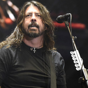Dave Grohl (ampliar foto...)
