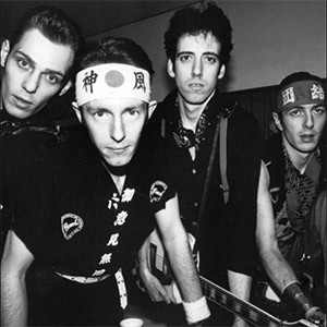 The Clash (ampliar foto...)