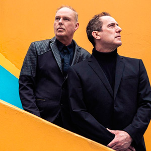 Orchestral Manoeuvres in the Dark (OMD) (ampliar foto...)