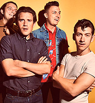 Arctic Monkeys...