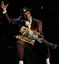 Bo Diddley...