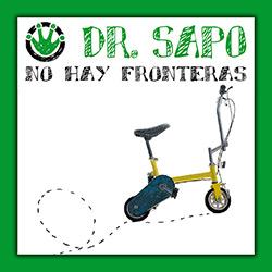 """""""No Hay Fronteras"""" para Dr. Sapo, ampliar"""