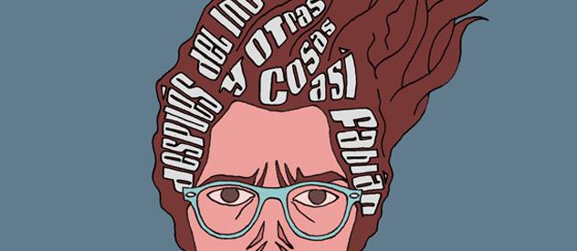 Fabián adelanta el título y la portada de su nuevo disco