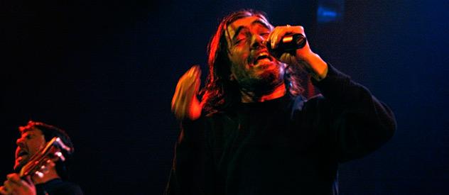 Chico Ocaña, el flamenco billy planea de nuevo por Barcelona