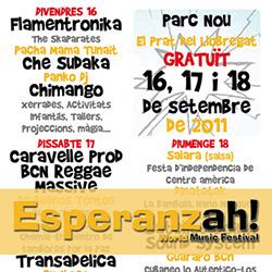 Llega la tercera edición del Festival Esperanzah!, ampliar