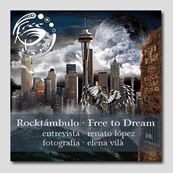 Rocktámbulo, el nuevo disco de Free to Dream, ampliar