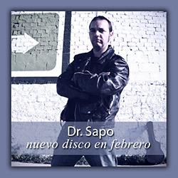 Dr. Sapo editará su cuarto disco en febrero, ampliar