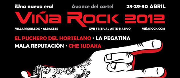 El Viña Rock 2012 presenta un avance de su cartel