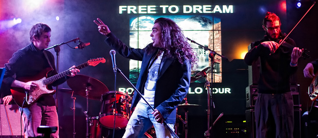 Free to Dream presenta Rocktámbulo en el Museu del Rock