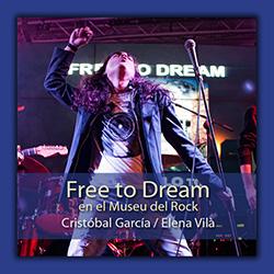 Free to Dream presenta Rocktámbulo en el Museu del Rock, ampliar