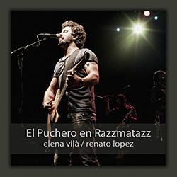 Llenazo en Razzmatazz para el fin de gira de El Puchero, ampliar
