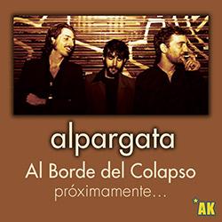 Alpargata nos adelanta tres temas de su próximo disco, ampliar