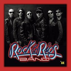 La Rock & Ríos Band celebra su primer aniversario, ampliar