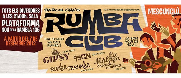 El Rumba Club reabre sus puertas este próximo viernes