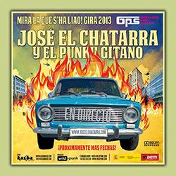 José El Chatarra continúa en Madrid su gira GPS, ampliar
