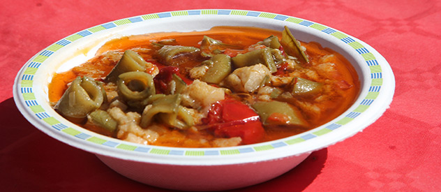 Ya tenemos aquí el 7º Festival de Sopes del Món del Prat...