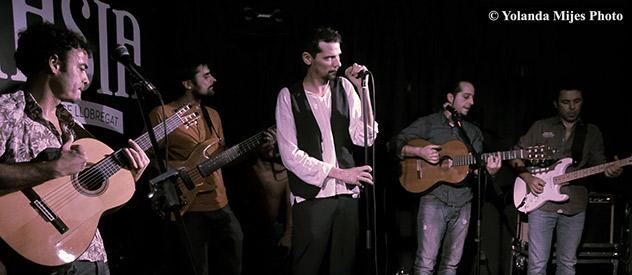 "Morosito culmina su gira de ""El Hilo Invisible"" en La Masia de Sant Boi..."