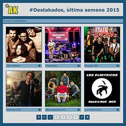La última semana del año de los #DestaKados de AudioKat, ampliar