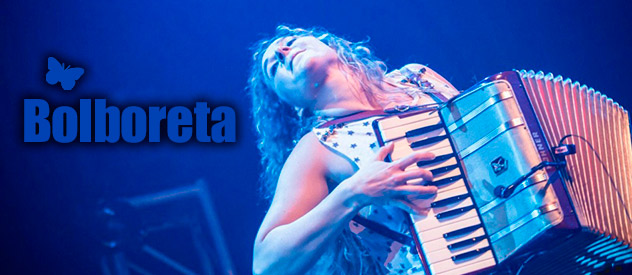 Bolboreta, el lado más particular de Lydia Botana...