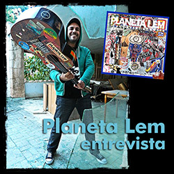 Aleko, de Planeta Lem, nos habla de su último disco, ampliar