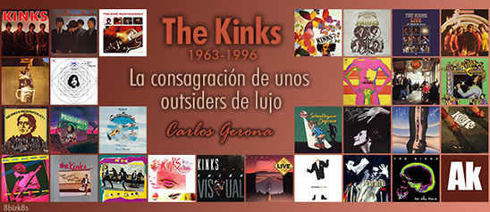 The Kinks, la consagración de unos outsiders de lujo...